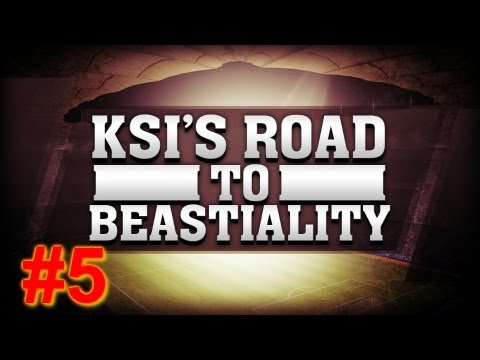 FIFA 12 | Road to BEASTiality | TANK TIME #5