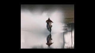 chạy xe trên mặt nước - chuyện lạ khó tin nhưng có thật