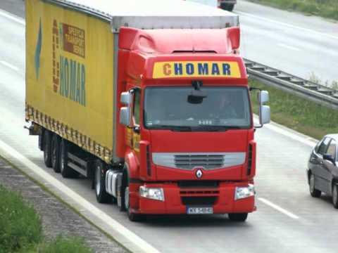 Chomar - Firma Transportowa BONUS