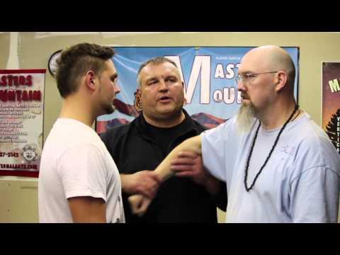 Masters on the Mountain 40 - Sergey Makarenko & Chen Qu Kuan