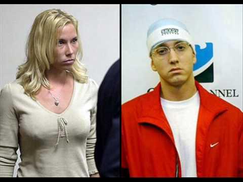 eminem kim hailie. Eminem-Kim