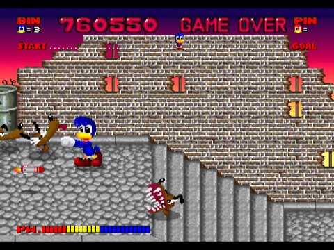 Arcade Longplay [179] Dynamite Dux