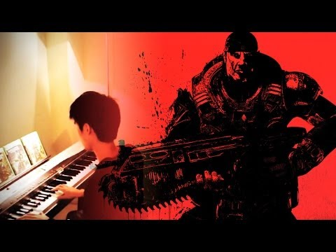 [M.A.D.] GEARS OF WAR 2 - Hope Runs Deep (Violin & Piano Duet)