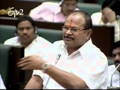 TRS, YSR Congress members suspended from AP assembly _Part 2