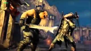 MiddleEarth Shadows of Mordor GMV - End of Me (Ashes Remain)