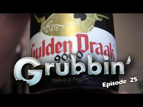 Gulden Draak 9000 & Other Abbey Ales - Grubbin' with Cult Moo Ep.25