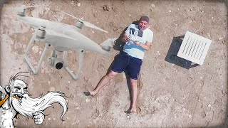 """FLYING MY PHANTOM 4 DRONE AT THE BLACK SEA!!!"" Generikb"
