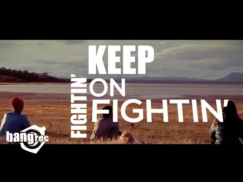 J-ART & SUSHY - Keep on Fightin'