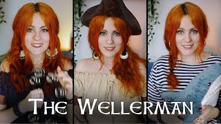 The Wellerman Gingertail Cover