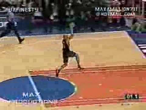 Vince Carter Top 100 Dunks Volume 1 by Maxamillion711 Video