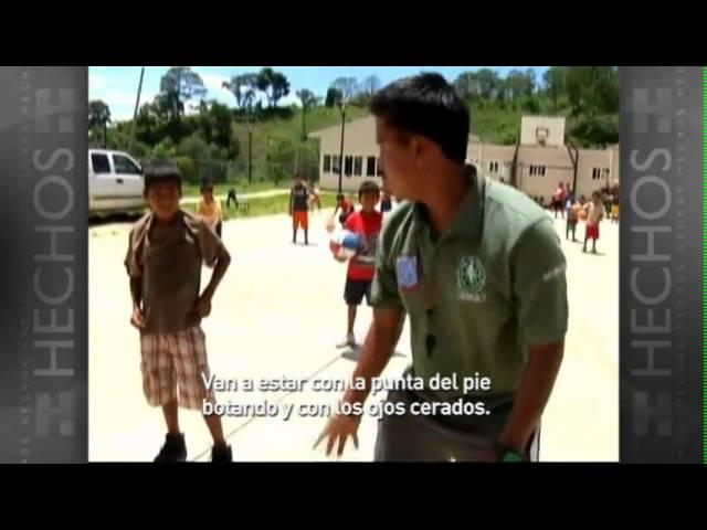 NBA pone los ojos en niños indígenas de Oaxaca