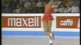 Kristi Yamaguchi (USA) - 1991 World Figure Skating Championships, Ladies