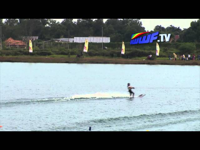 World Cup Ski jump - Palembang womens final