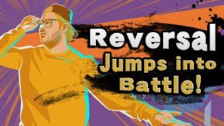 REVERSAL PLAYS SUPER SMASH BROS ULTIMATE FOR THE FIRST TIME!