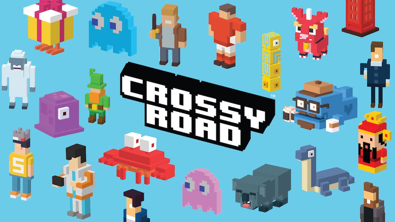 pictures How to Unlock Secret Crossy Road Characters
