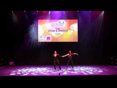 Sydney Latin Festival 2017 - CESAR & THERESA
