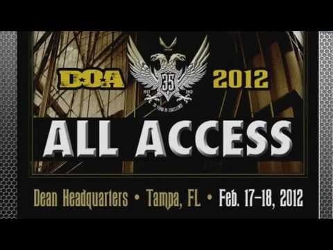 DOA 2012: Dean Guitars Hosts Annual D.O.A. Party