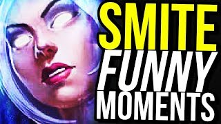 I MASTERED ULTRA INSTINCT! - SMITE FUNNY MOMENTS