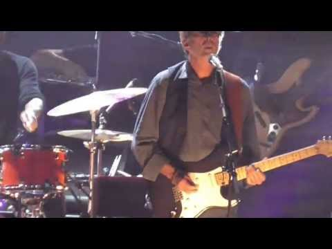 Eric Clapton live in dublin o2 Sunshine of Your Love 2013