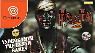The House Of Dead II para Android vía REICAST (dreamcast) 2016