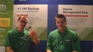Veeam Hot Seat Video - Episode 1 - Welcome Mike Resseler