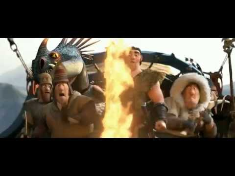How To Train Your Dragon 2 Official Trailer #3 (2014) Gerard Butler HD
