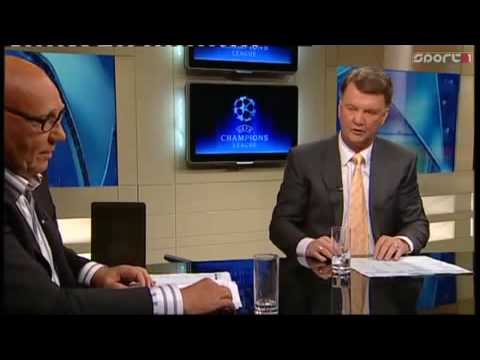 Louis van Gaal in de clinch met Sport1