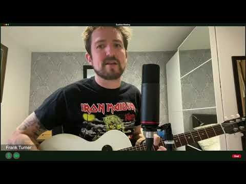 Frank Turner & Jon Snodgrass - 'Bad Times, Good Vibes' (Official Video)