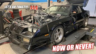 Toast Dyno Day #3: FINALLY RUNNING AMAZING!!! 10.3L Big Block Makes ALL THE TORQUE!