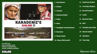 Altan Civelek - Bayramın Olsun - [Karadeniz'e Kalan II © 2014 Kalan Müzik ]