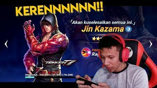 Tekken 7 Di Android Digabung Game Legendaris = SEMPURNAH !