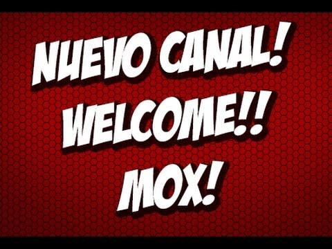 Bienvenidos a Mox WDF!!