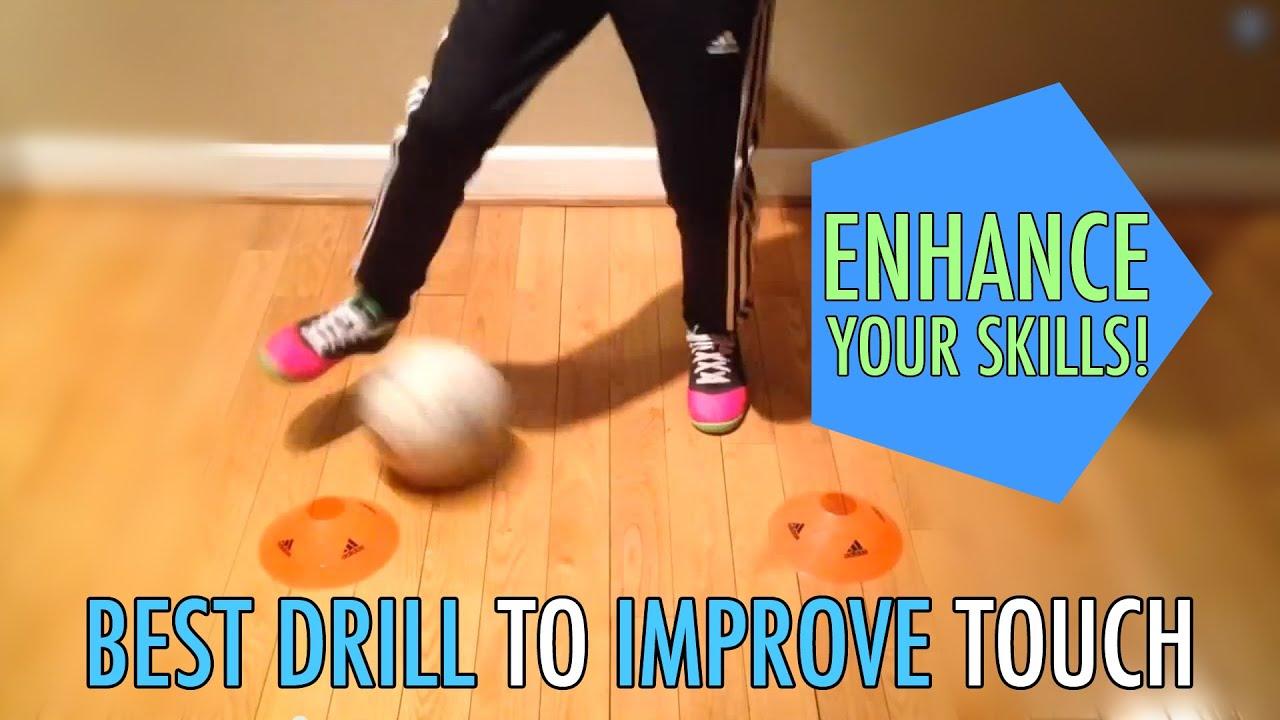 Soccer Ball Dribbling Drills Soccer Drill Dribble