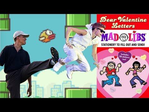 Justin Bieber's Flappy Bird, Valentine's Day Kick Off