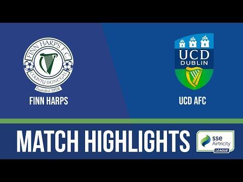 GW33: Finn Harps 0-0 UCD