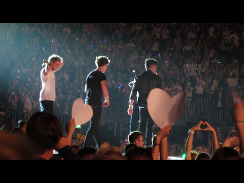 One Direction - My Heart will go on Berlin 2013
