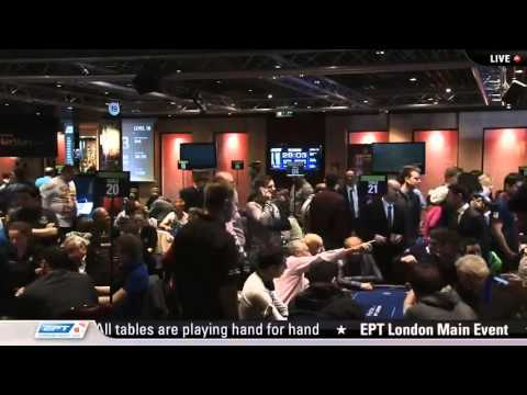 EPT 9 - London (Day 3, Part 2) [RUS]