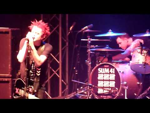 Sum 41 @ 013 Tilburg (2012), Part I - 'Reason To Believe' & 'Mr. Amsterdam'