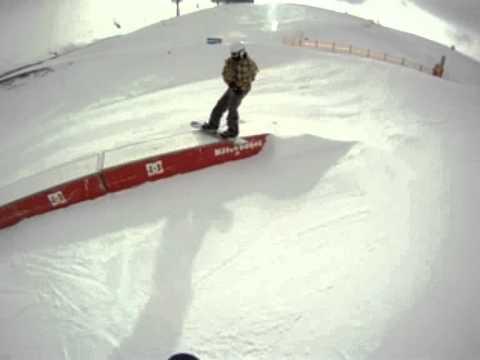 Cool Boarders snowboarding 2011