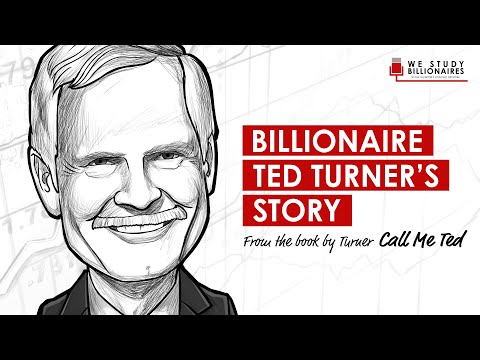 EP84: BILLIONAIRE TED TURNER'S STORY