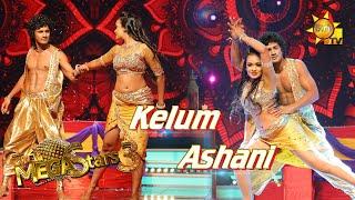 Kelum Shree with Ashani Mega Stars 3 | FINAL 06 | 2021-09-05