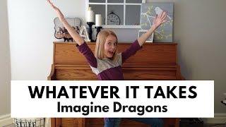 Download Lagu Whatever It Takes - Imagine Dragons Piano Cover Gratis STAFABAND