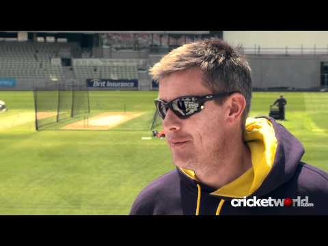Cricket World TV - Ashley Giles Interview