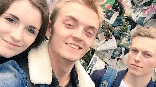 MEETING EPIC WHO   VLOG   CARDIFF PART TWO