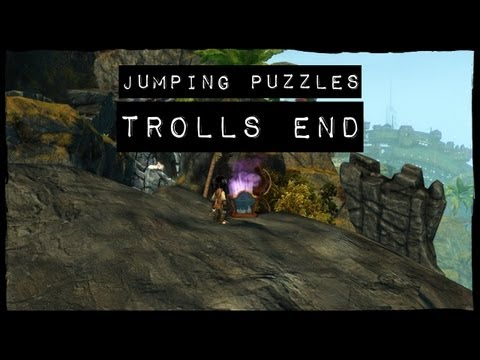 Guild Wars 2 Puzzle Achievements - Trolls End