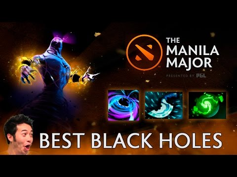 Best Black Holes of Manila Major by Fnatic.Dj Enigma vs LGD — crowd goes crazy