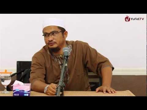 Pengajian Islam: Kunci-kunci Pembuka Pintu Kebaikan - Ustadz Abdullah Taslim, MA. - Yufid.TV