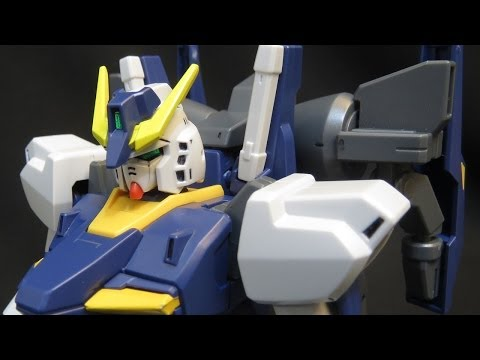 HG Build Gundam Mk-II (1: Unbox) Build FIghters Iori Sei's Custom Gunpla model review ガンプラ