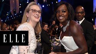 Viola Davis and Meryl Streep