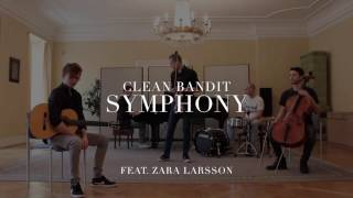 Marco Cano and Cover Paradise  SYMPHONY   Clean Bandit feat. Zara Larson BEST acoustic VIOLIN cover